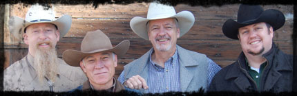Don Miller and The Roping Dummies