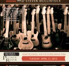 The Songwriter Series April 21 2015