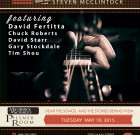The Songwriter Series May 2015